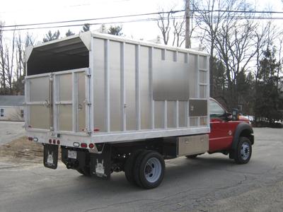 Led Strobe Lights For Trucks >> NETD - Custom Aluminum Fabrication | Custom Truck Bodies ...