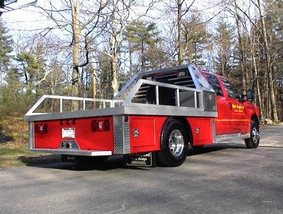 Netd Custom Aluminum Fabrication Custom Truck Bodies Dump Bodies Fenders Toolboxes Boss