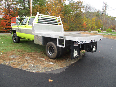 Netd Custom Aluminum Fabrication Custom Truck Bodies Dump Bodies Fenders Toolboxes Boss Snowplows Lighting And More
