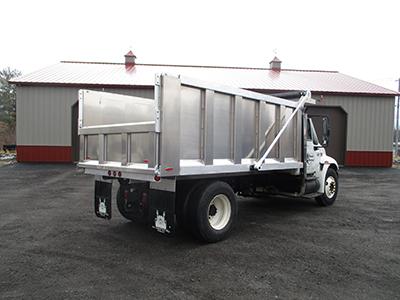 NETD - Custom Aluminum Fabrication | Custom Truck Bodies, Dump