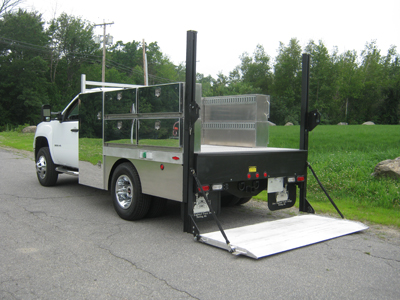 NETD - Custom Aluminum Fabrication | Custom Truck Bodies ...