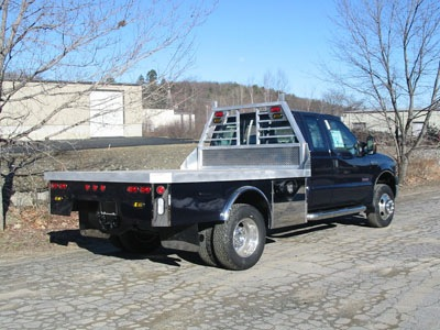 NETD - Custom Aluminum Fabrication | Custom Truck Bodies