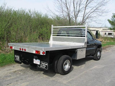 Netd Custom Aluminum Fabrication Custom Truck Bodies